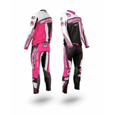 Jbanyeresparts trial special pants color pink